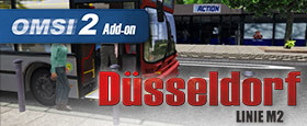 OMSI 2 Add-on Düsseldorf M2