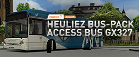 OMSI 2 Add-on Heuliez Bus-Pack Access Bus GX327