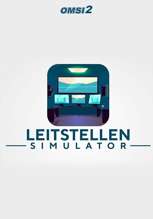 OMSI 2 Add-on Leitstellen-Simulator - Cover / Packshot