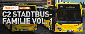 OMSI 2 Add-On C2-Stadtbus-Familie Vol. 1