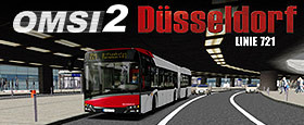 OMSI 2 Add-on Düsseldorf - Linie 721