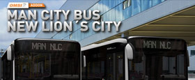 OMSI 2 Add-on MAN Stadtbus New Lion's City