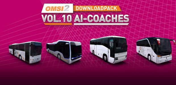 OMSI 2 Add-on Downloadpack Vol. 10 – KI-Busse
