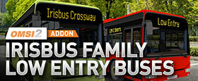 OMSI 2 Add-on Irisbus Family - Low Entry Buses