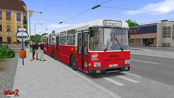 Screenshot3 - OMSI 2 Add-on Vienna 2 - Line 23A