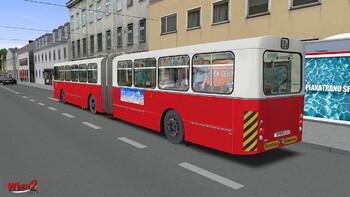 Screenshot1 - OMSI 2 Add-on Vienna 2 - Line 23A