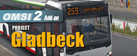 OMSI 2 Add-on Project Gladbeck