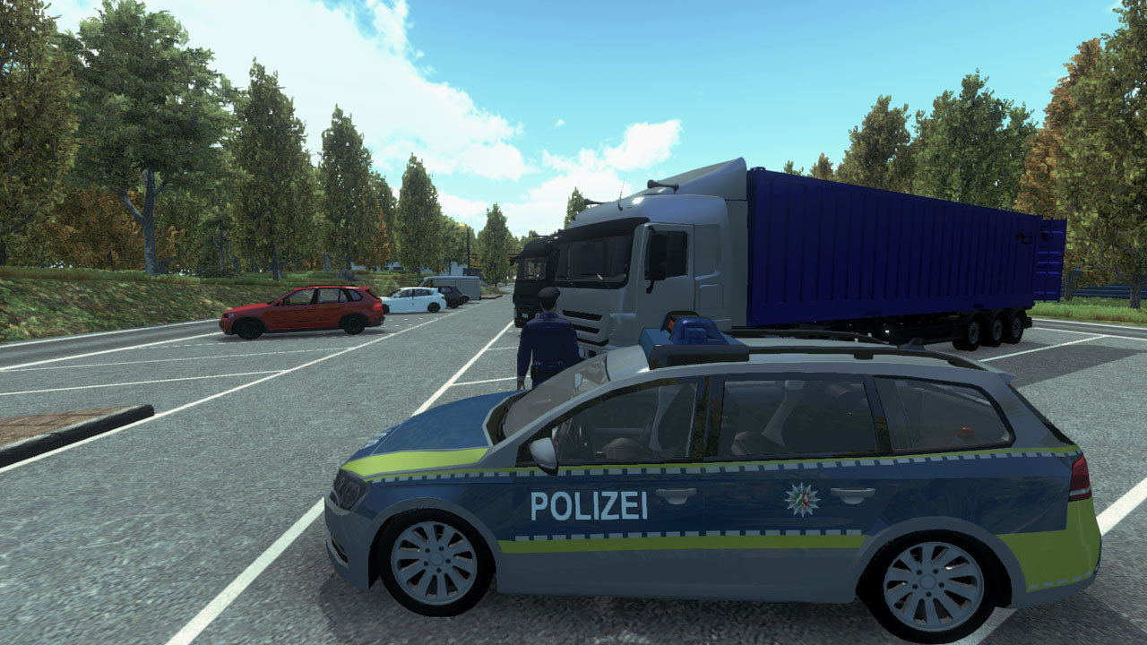 autobahn police simulator cl cd steam acheter et. Black Bedroom Furniture Sets. Home Design Ideas