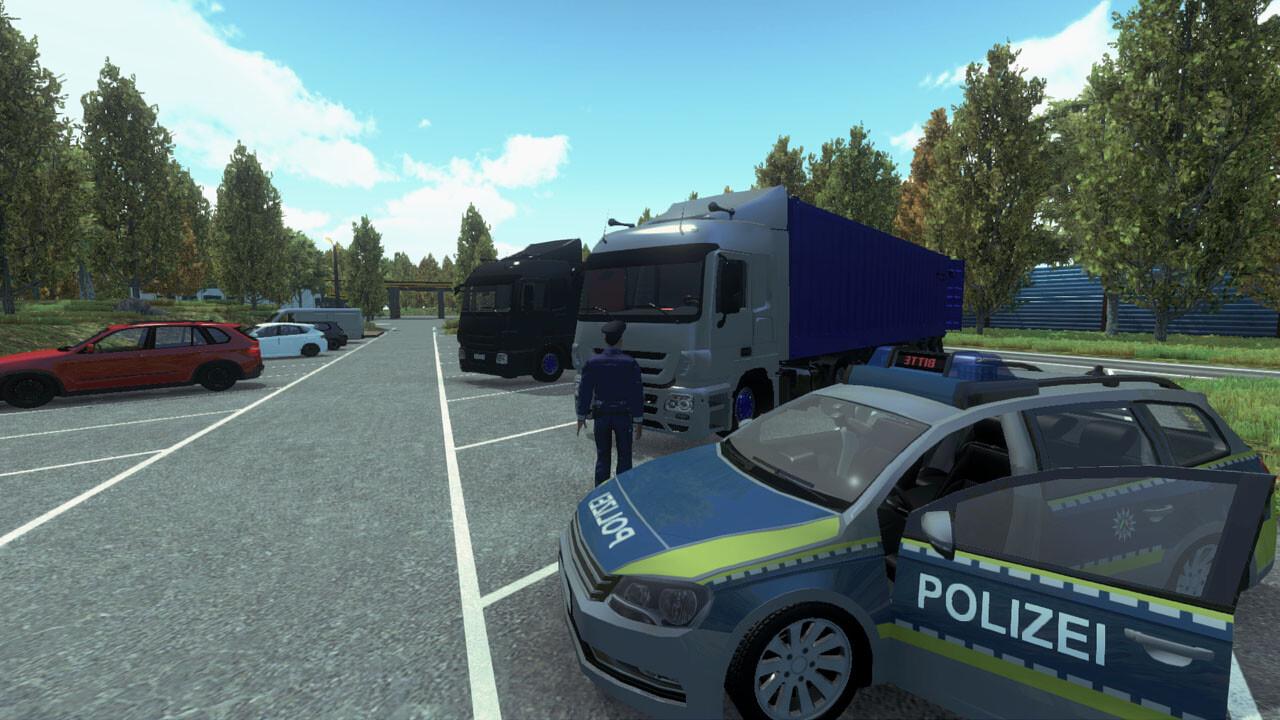 autobahn police simulator cl cd steam acheter et t l charger sur pc. Black Bedroom Furniture Sets. Home Design Ideas
