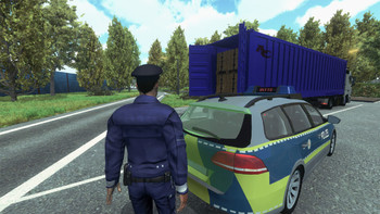 Screenshot10 - Autobahn Police Simulator