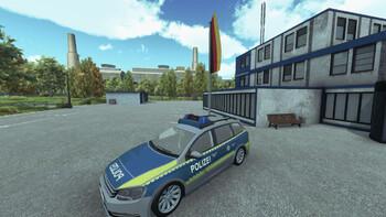 Screenshot1 - Autobahn Police Simulator