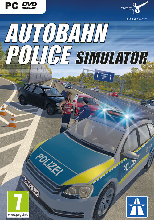 Autobahn Police Simulator - Cover / Packshot