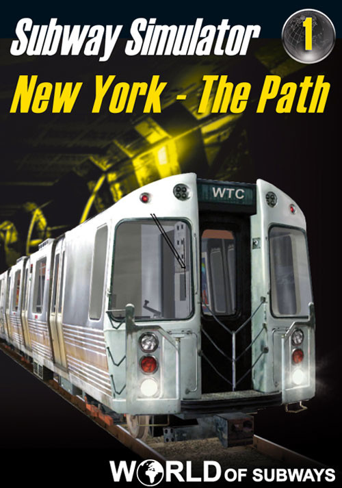 World of Subways 1 – The Path - Cover