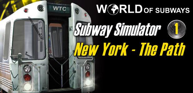 World of Subways 1 – The Path - Cover / Packshot