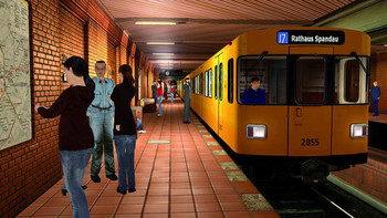 Screenshot4 - World of Subways 2 – Berlin Line 7