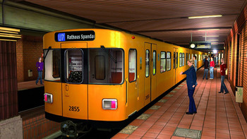 Screenshot1 - World of Subways 2 – Berlin Line 7