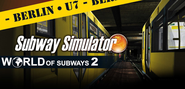 World of Subways 2 – Berlin Line 7 - Cover / Packshot