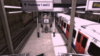 Screenshot2 - World of Subways 3 – London Underground Circle Line