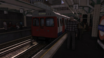 Screenshot1 - World of Subways 3 – London Underground Circle Line