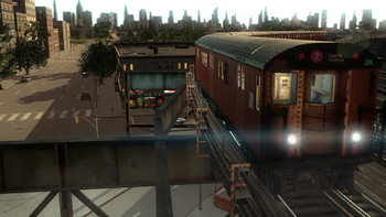Screenshot6 - World of Subways 4 – New York Line 7
