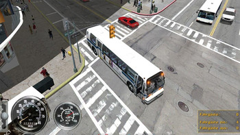 Screenshot1 - Citybus Simulator New York