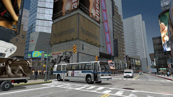 Screenshot2 - Citybus Simulator New York