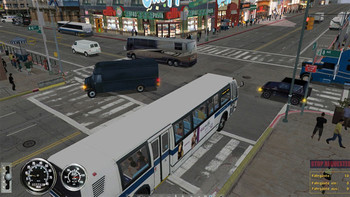 Screenshot7 - Citybus Simulator New York
