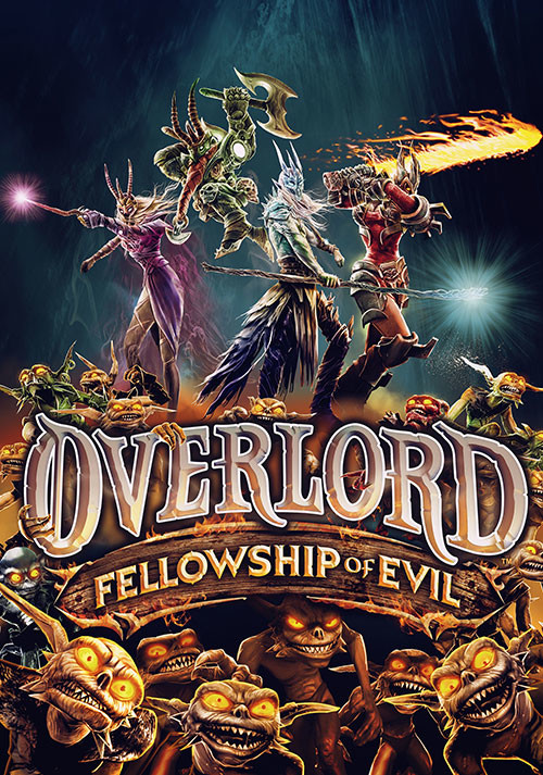 Overlord: Fellowship of Evil - Cover / Packshot