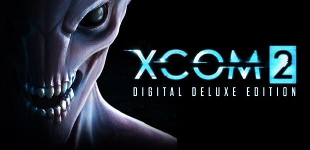 XCOM 2 - Digital Deluxe - Cover / Packshot