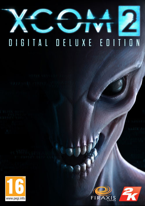 XCOM 2 - Digital Deluxe - Cover