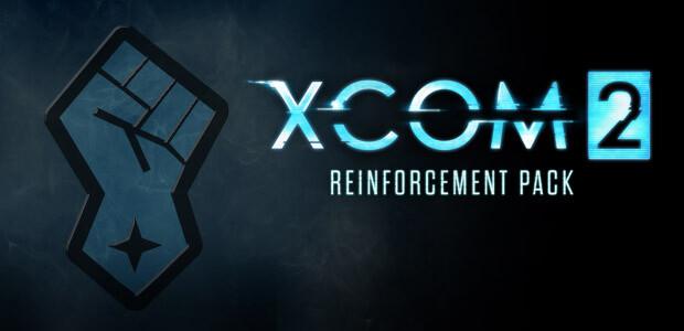 XCOM 2 - Reinforcement Pack - Cover / Packshot