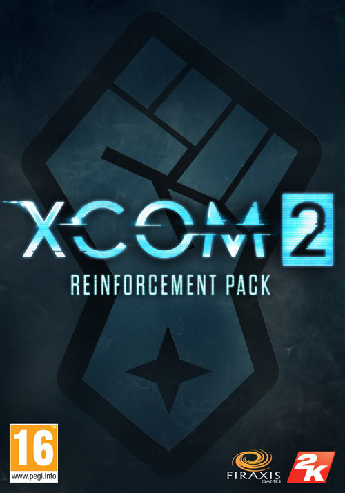 XCOM 2 - Reinforcement Pack - Cover / Packshot