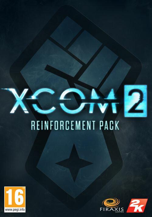 XCOM 2 - Reinforcement Pack - Cover