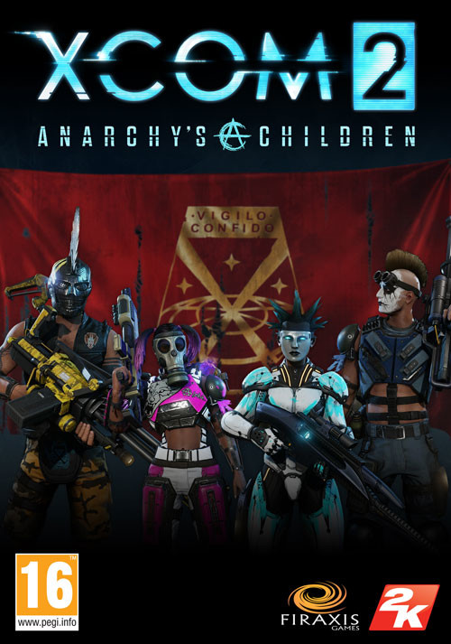 XCOM 2 - Anarchy's Children - Cover
