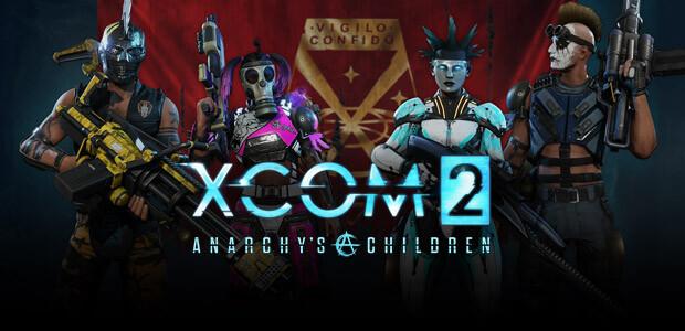 XCOM 2 - Anarchy's Children - Cover / Packshot