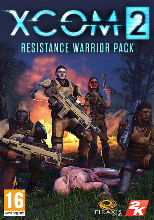 XCOM 2 - Resistance Warrior Pack - Cover