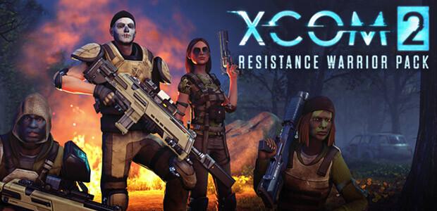XCOM 2 - Resistance Warrior Pack - Cover / Packshot