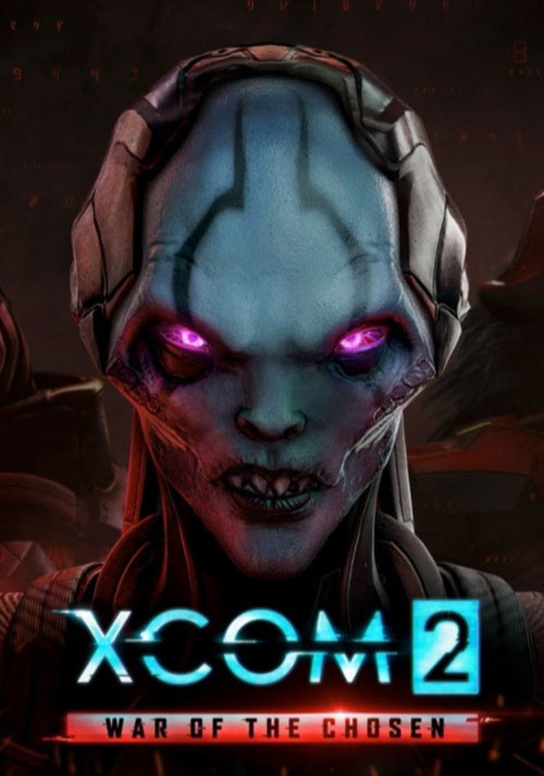 XCOM 2: War of the Chosen - Cover