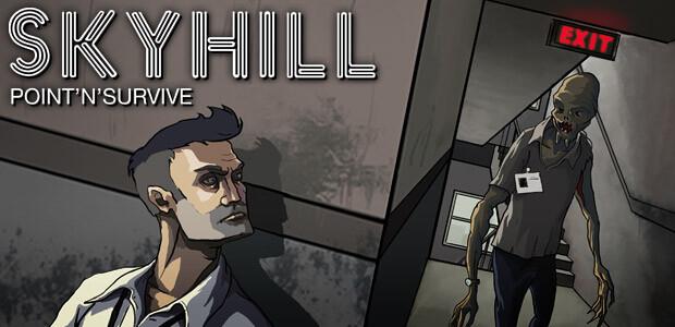 Skyhill - Cover / Packshot