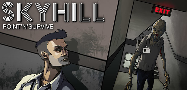 Skyhill - Cover / Packshot