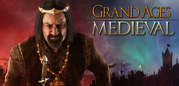 Grand Ages: Medieval - Cover / Packshot