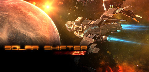 Solar Shifter EX - Cover / Packshot
