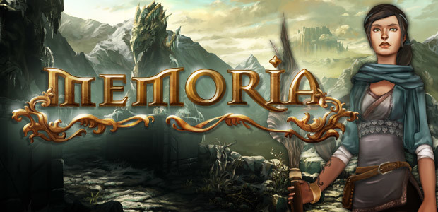 Memoria - Cover / Packshot