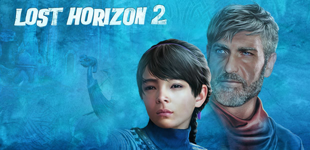 Lost Horizon 2 - Cover / Packshot