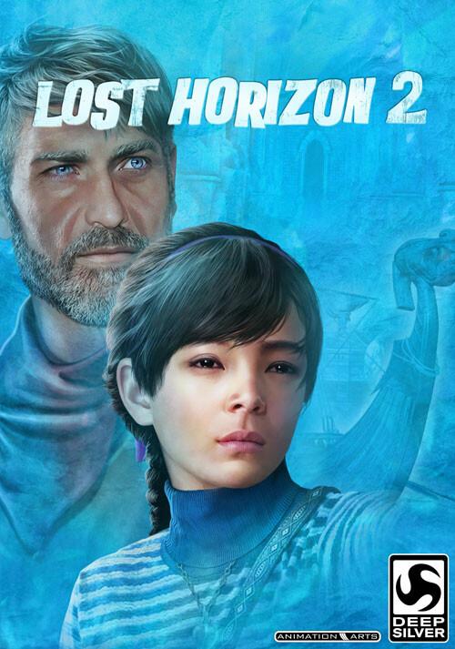 Lost Horizon 2 - Cover