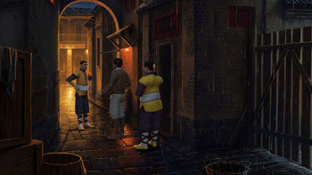 Screenshot3 - Lost Horizon Double Pack