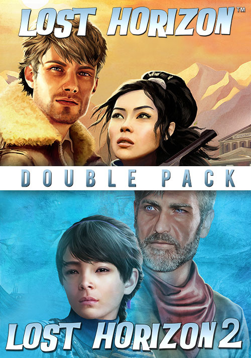 Lost Horizon Double Pack - Cover / Packshot