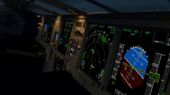 Screenshot2 - Microsoft Flight Simulator X: Airbus A318/A319