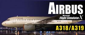 Microsoft Flight Simulator X: Airbus A318/A319