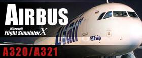 Microsoft Flight Simulator X: Airbus A320/A321